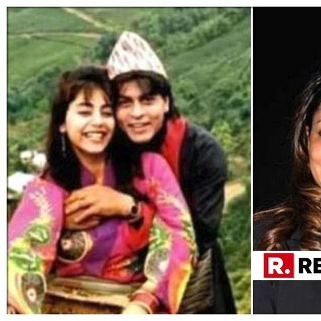 'IT WAS ALL A LIE': THE STORY BEHIND THIS VIRAL PICTURE FROM SHAH RUKH KHAN-GAURI KHAN'S HONEYMOON IS ADORABLE AND HILARIOUS