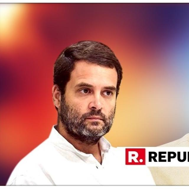 ANDHRA CM MEETS RAHUL GANDHI; LIKELY TO CALL OPPOSITION MEETING ON MAY 21