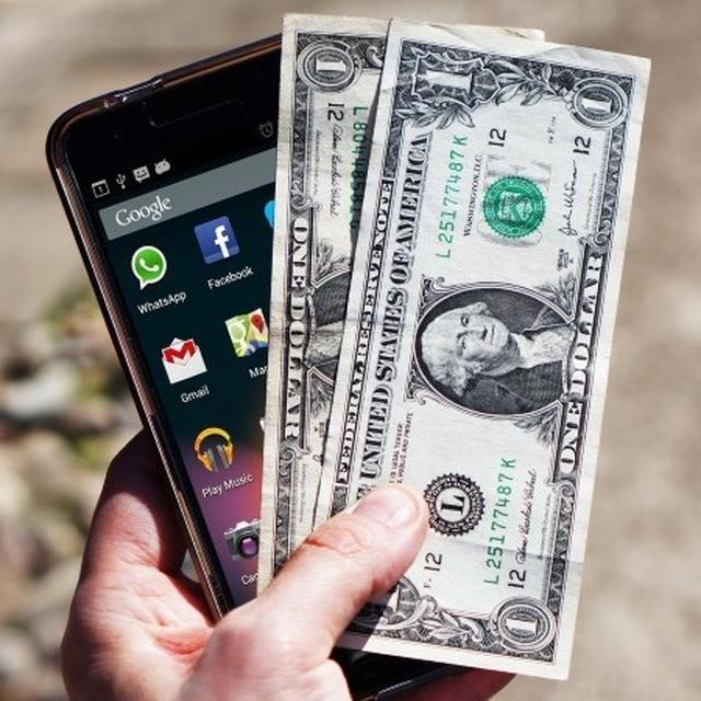 NOW YOU CAN PAY FOR ANDROID APPS, IN-APP PURCHASES USING CASH