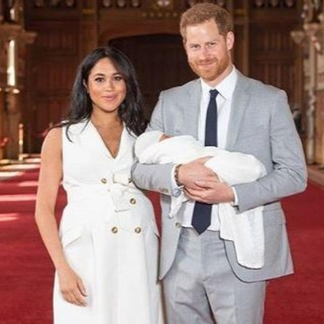 EXPLAINED: WHY PRINCE HARRY-MEGHAN MARKLE'S BABY DOESN'T HAVE A ROYAL TITLE