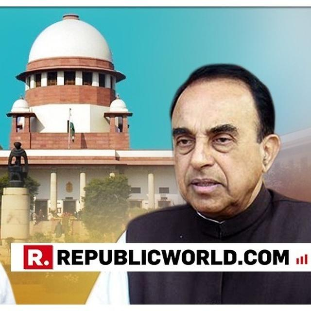 WATCH | 'SC OBSERVED HOME MINISTRY ISSUED NOTICE TO RAHUL, HENCE THEY DISMISSED IT': DR SUBRAMANIAN SWAMY AFTER PETITION ON CONG PRESIDENT'S CITIZENSHIP WAS DISMISSED