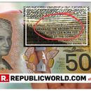 AUSTRALIA'S CENTRAL BANK PRINTS 400 MILLION BANKNOTES WITH A SPELLING ERROR. HERE'S WHAT IT WAS