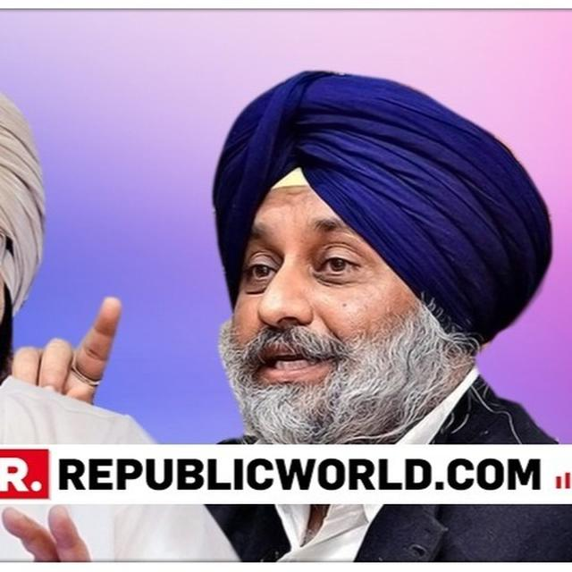 MAY GOD WIPE OUT CLAN OF THOSE INVOLVED IN SACRILEGE, CHEAP POLITICS ON IT: SUKHBIR SINGH BADAL