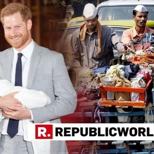 MUST READ: MUMBAI'S ICONIC DABBAWALAS HAVE A VERY SPECIAL GIFT FOR PRINCE HARRY AND MEGHAN MARKLE'S NEW-BORN SON ARCHIE, HERE'S WHAT IT IS