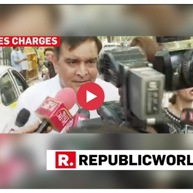 WATCH: AAP NETA BALBIR JAKHAR CONFRONTED AFTER SON UDAY MAKES 'CASH FOR TICKET' ALLEGATIONS AGAINST HIM