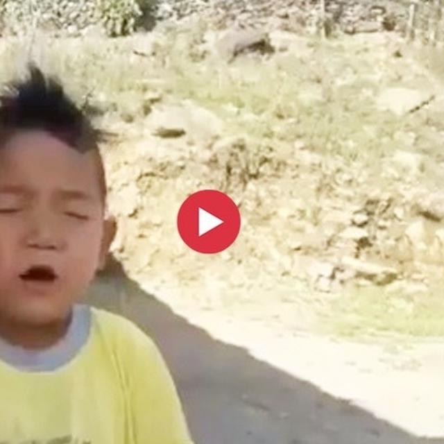 VIRAL | BOY FROM ARUNACHAL PRADESH SINGS NATIONAL ANTHEM IN A HEARTWARMING VIDEO, HERE'S HOW NETIZENS ARE REACTING