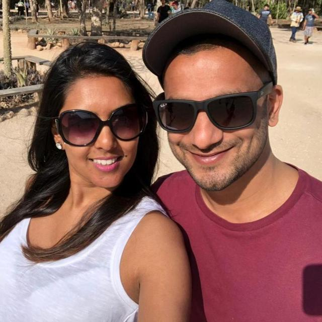 BRITISH INDIAN MAN BANNED FROM LEAVING SRI LANKA AFTER HIS NEWLY-WED WIFE DIES ON HONEYMOON