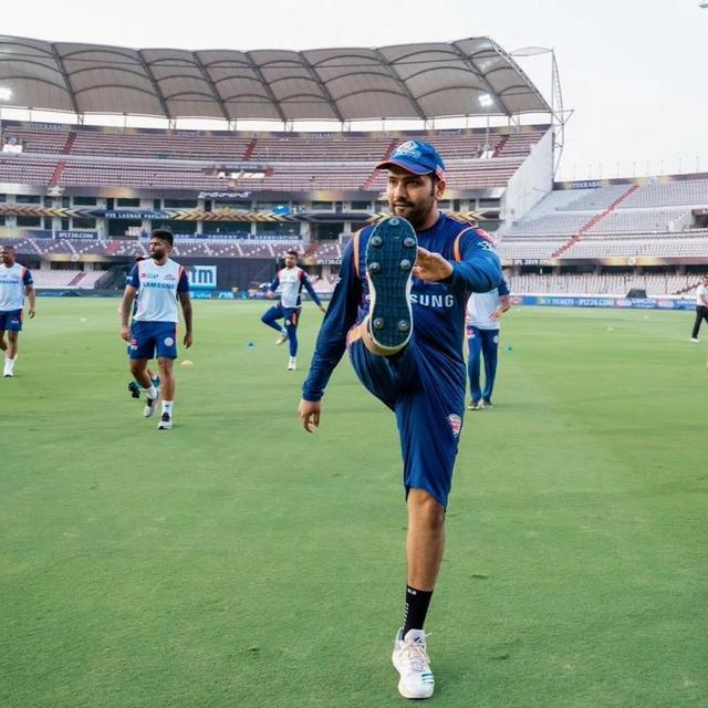 ROHIT'S VIEW AHEAD OF IPL FINAL