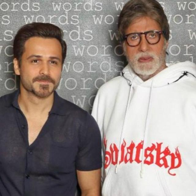 46 YEARS AGO, EMRAAN HASHMI'S GRANDMOTHER PLAYED HIS 'CHEHRE' CO-STAR BIG B'S MOTHER!