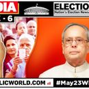 HERE'S WHAT FORMER PRESIDENT PRANAB MUKHERJEE SAID AFTER CASTING HIS VOTE IN PHASE 6 OF LOK SABHA POLLS