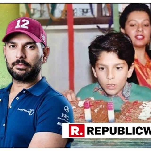 'THIS MOTHER'S DAY, CELEBRATE THE ONE TRUE CHAMPION IN YOUR LIFE,' SAYS YUVRAJ SINGH SHARING AN ADORABLE THROWBACK PICTURE