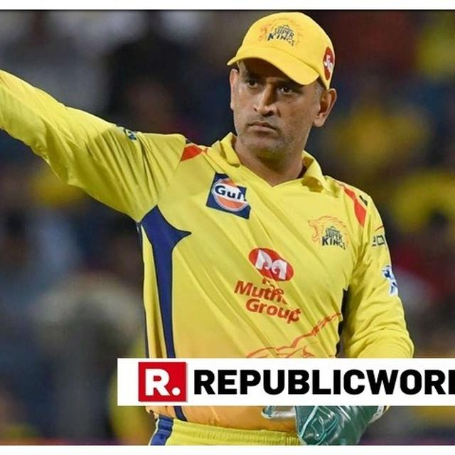 THIS IS THE NEW RECORD THAT MS DHONI SET AFTER GETTING RID OF MUMBAI INDIANS' OPENERS IN THE IPL FINAL