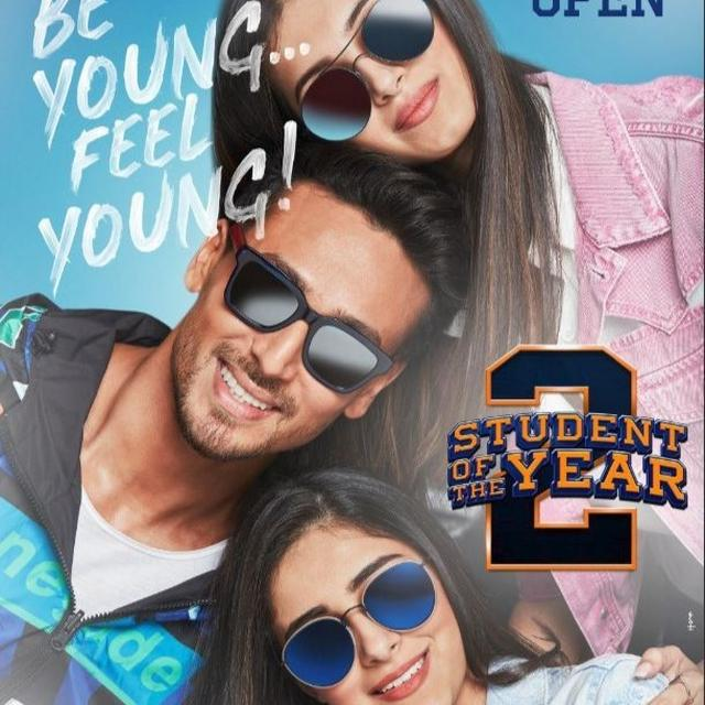 BOX OFFICE: HERE'S HOW MUCH 'STUDENT OF THE YEAR 2' RAKED IN OVER ITS FIRST WEEKEND