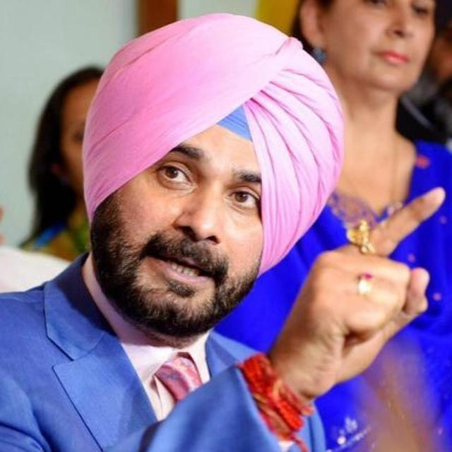 SIDHU'S VOCAL CORDS ARE DAMAGED, ON MEDICATION