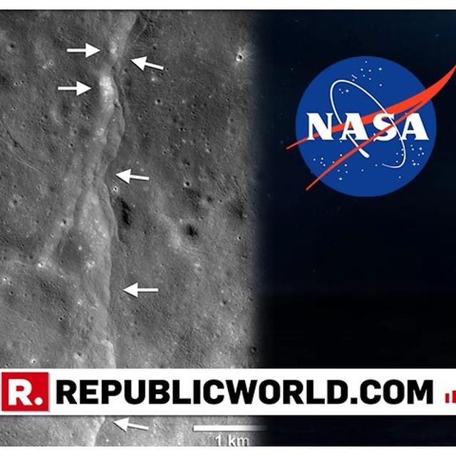 IN PICTURES | 'THE MOON IS SHRINKING AND SHAKING; MAYBE GENERATING MOONQUAKES', SAYS NASA
