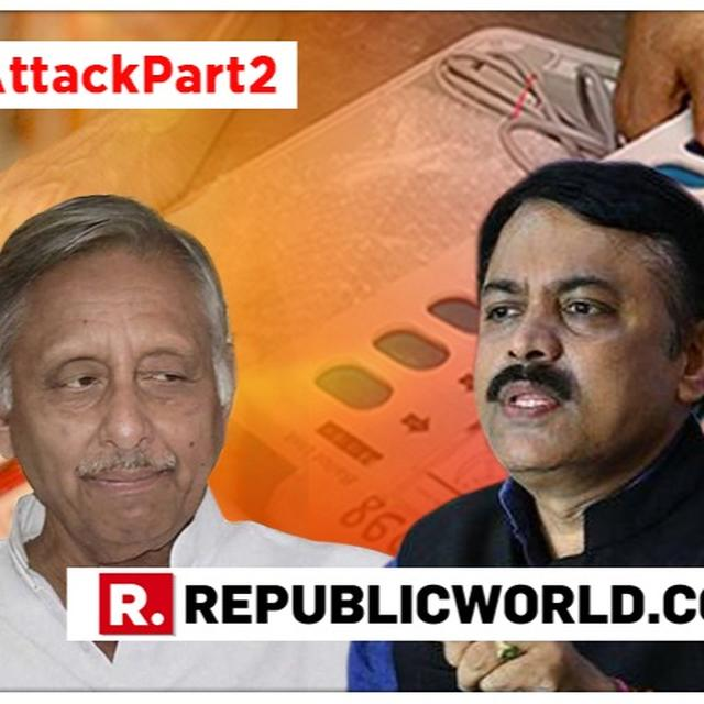 WATCH: GVL NARASIMHA RAO BLASTS CONGRESS FOR MANI SHANKAR AIYAR'S TRIUMPHANT 'PROPHECY' JUSTIFICATION OF HIS INFAMOUS 2017 'NEECH' ATTACK AGAINST PM MODI
