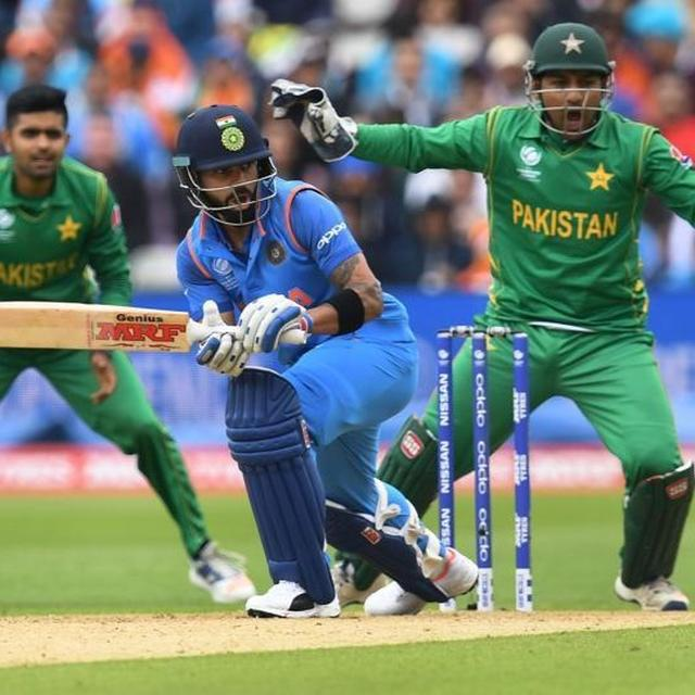 VIRAT KOHLI'S CHILDHOOD COACH RAJKUMAR SHARMA SAYS THAT PAKISTAN STAND NO CHANCE AGAINST INDIA IN THE UPCOMING WORLD CUP