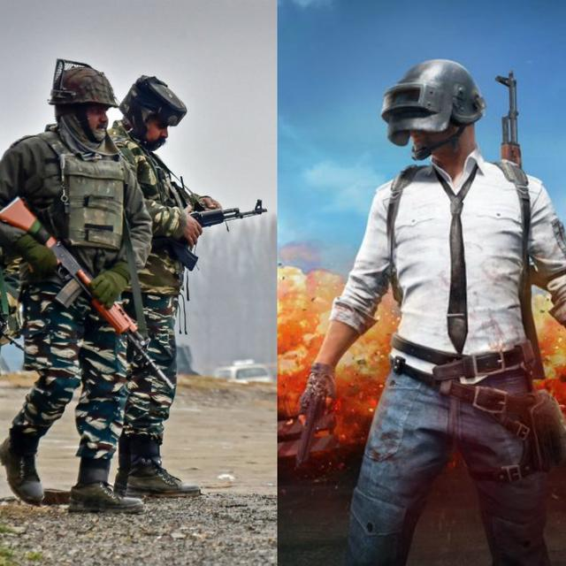CRPF BANS PUBG MOBILE AS IT AFFECTS THE JAWANS