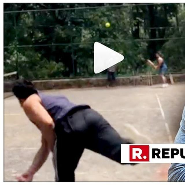 WATCH | TIGER SHROFF GETS SMACKED OUT OF THE PARK BY THIS CELEBRITY; BUT HERE'S WHY HE HAPPILY SHARED THE VIDEO