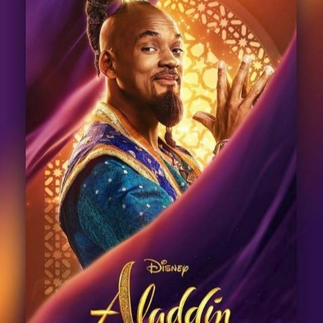 ALADDIN GAVE ME THE CHANCE TO USE MYSELF FULLY: WILL SMITH