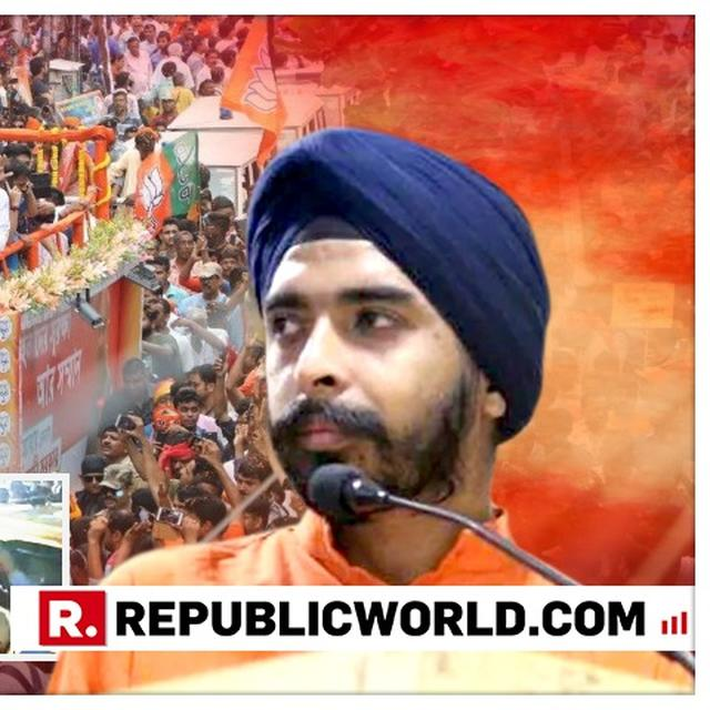 ARRESTED BY KOLKATA POLICE FROM HOTEL ROOM POST BJP-TRINAMOOL CLASH, TAJINDER PAL BAGGA RELEASED DUE TO LACK OF EVIDENCE