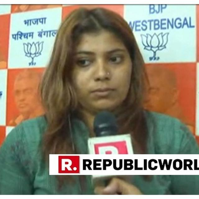 BJP YOUTH WORKER PRIYANKA SHARMA SPEAKS EXCLUSIVELY TO REPUBLIC AFTER BEING RELEASED IN MAMATA BANERJEE MEME CASE