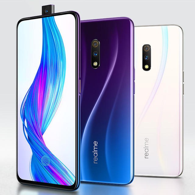REALME X LAUNCHED WITH 6.53-INCH AMOLED DISPLAY, 48MP REAR AND 16MP POP-UP SELFIE CAMERA