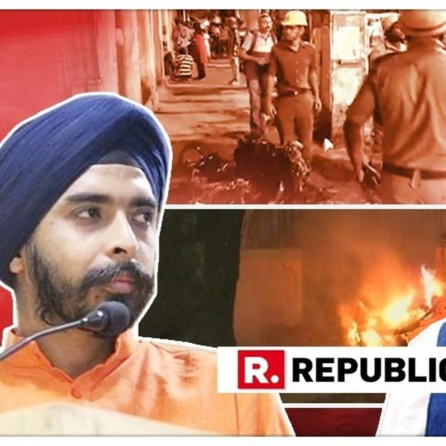 """WHO IS TAJINDER BAGGA?"": DEREK O'BRIEN CITES DETAINED BJP SPOKESPERSON TO BUTTRESS 'OUTSIDER GOONS' CHARGE, BAGGA REPLIES WITH 'LEAVE POLITICS' CHALLENGE"