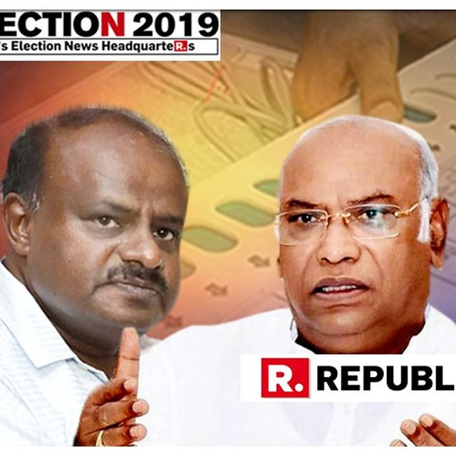 """HD REVANNA IS ELIGIBLE FOR CM"", SAYS SIDDARAMAIAH IN JIBE AT KARNATAKA CM KUMARASWAMY'S SUGGESTION THAT 'MALLIKARJUN KHARGE IS ELIGIBLE FOR HIGHER POSTS'"