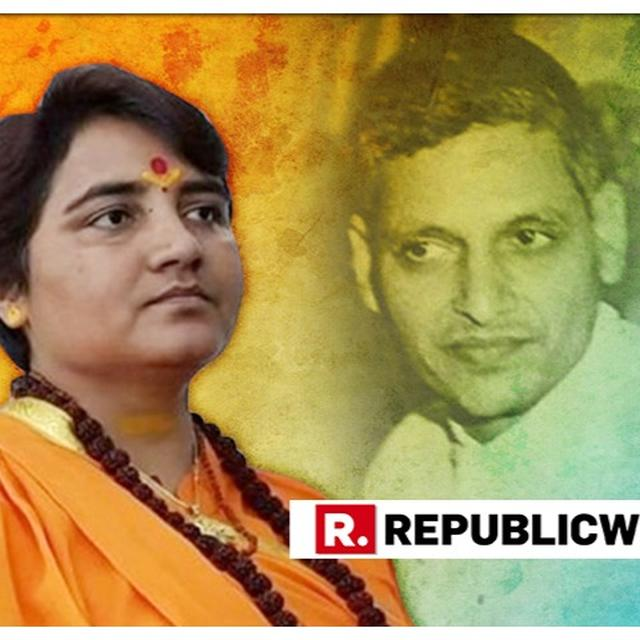 "WATCH: NO PUBLIC APOLOGY YET, BJP'S SADHVI PRAGYA THAKUR SAYS ""PARTY'S LINE IS MY LINE"""
