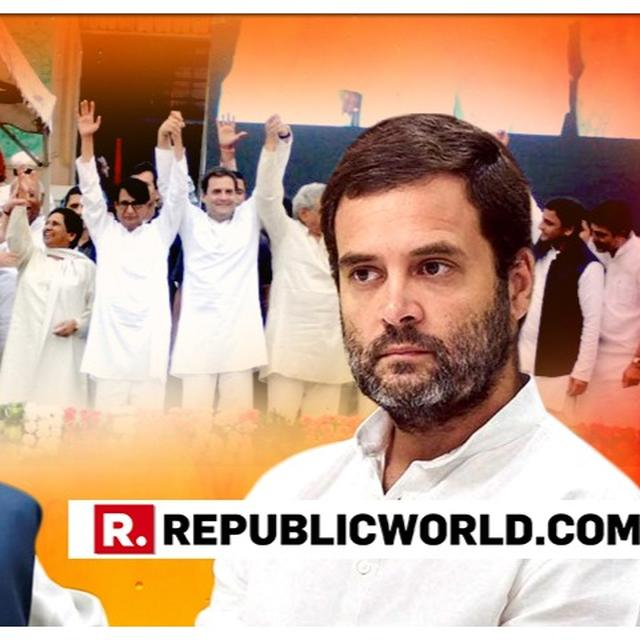 WATCH: CONGRESS MAKES SHOCKING U-TURN ON PRIME MINISTERIAL POST, NOW SAYS 'CONG PM MUST FOR STABLE GOVERNMENT'