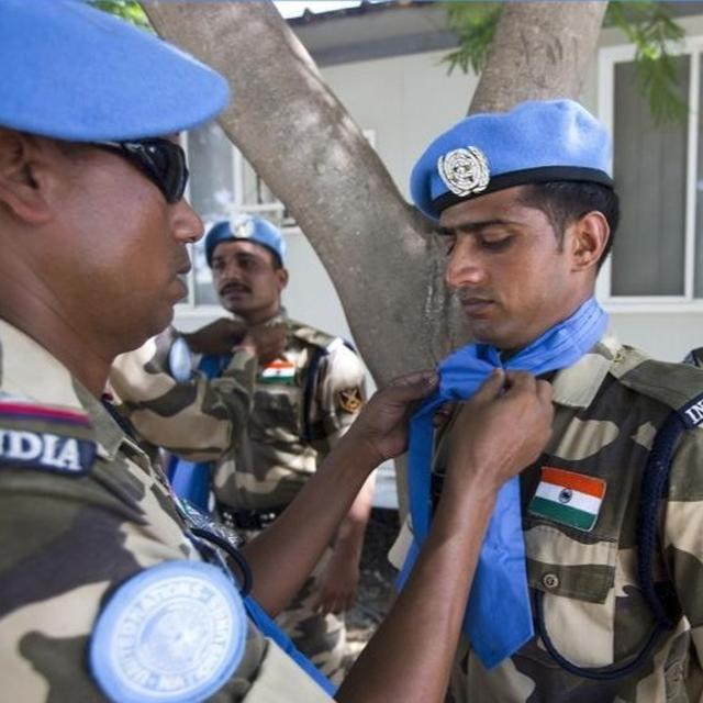 INDIA VOICES CONCERN OVER TIMELY REIMBURSEMENT OF SUBSTANTIAL SUM OWED BY UNITED NATIONS IN LIEU OF PEACEKEEPING OPERATIONS