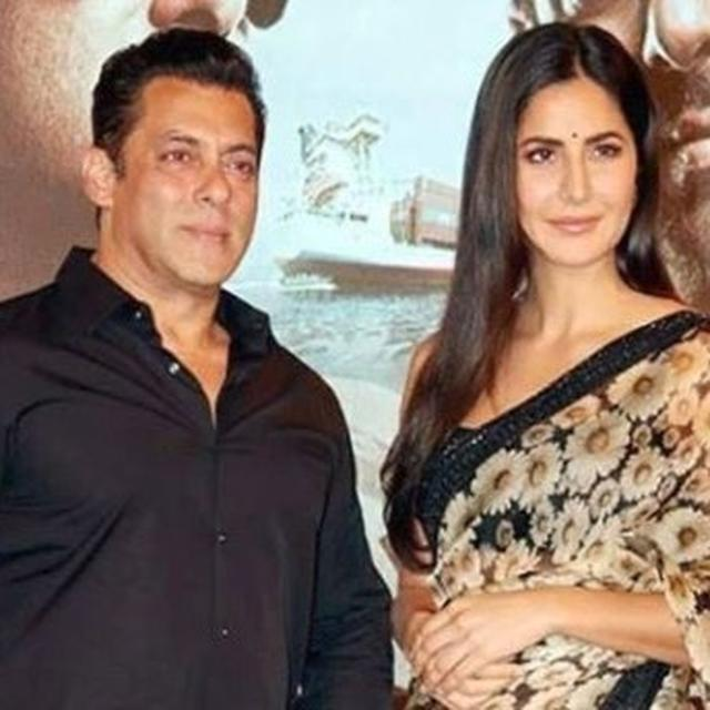 WATCH | SALMAN KHAN'S HILARIOUS REACTION ON BEING ADDRESSED AS 'BHAIJAAN' IN FRONT OF KATRINA KAIF LEADS TO A CUTE MOMENT BETWEEN THE 'BHARAT' CO-STARS
