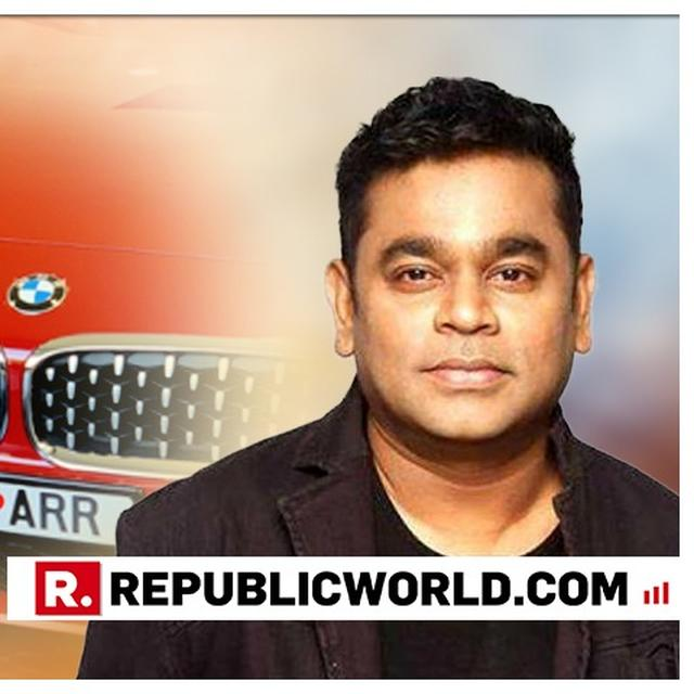 MAN INSCRIBES 'IDOL' A.R RAHMAN'S NAME IN HIS DREAM CAR, THE MUSIC MAESTRO REPLIES