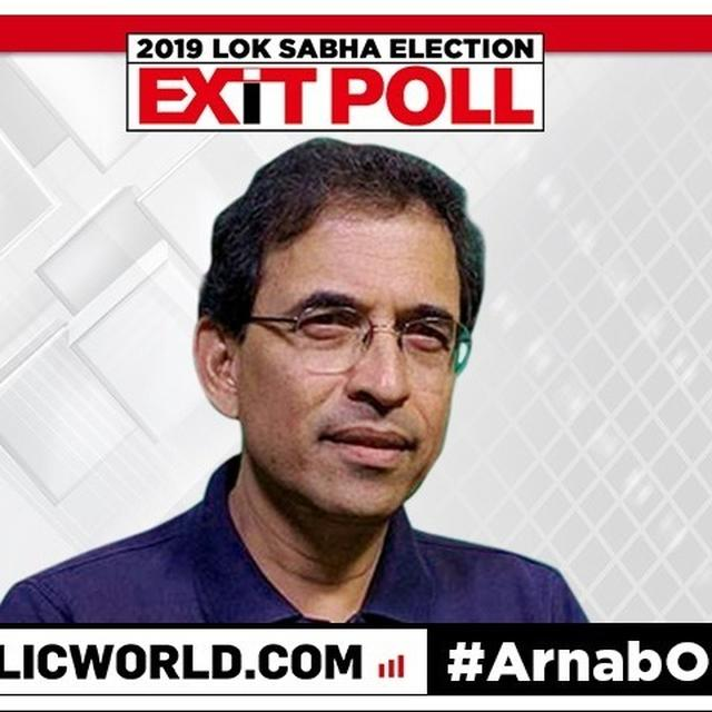 HERE'S WHAT HARSHA BHOGLE MAKES OF EXIT POLL PREDICTIONS FOR THE 2019 LOK SABHA ELECTIONS