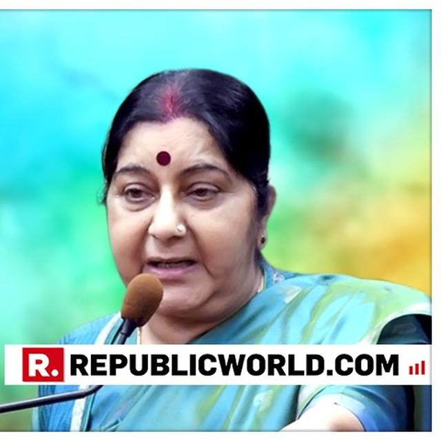 EAM SUSHMA SWARAJ TO ATTEND SCO FOREIGN MINISTERS MEET IN KYRGYZSTAN