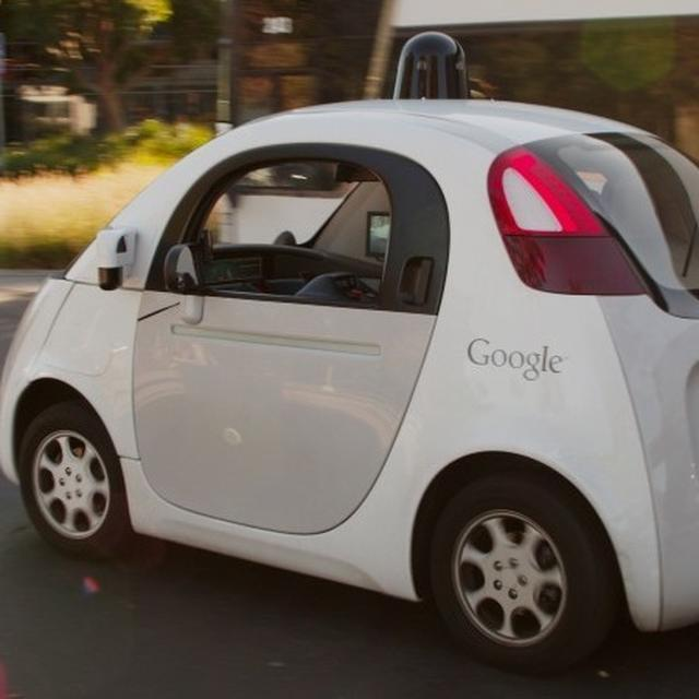 SELF-DRIVING CARS COULD BE A SOLUTION TO TRAFFIC CONGESTION PROBLEM
