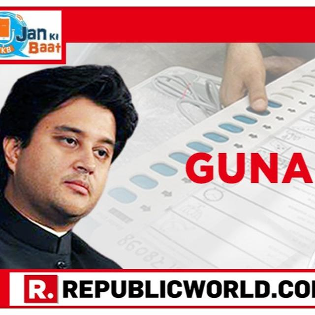 JAN KI BAAT EXIT POLL FOR GUNA, MP: CONGRESS' JYOTIRADITYA SCINDIA LIKELY TO WIN IN THE SEAT, ALBEIT WITH SMALLER MARGIN
