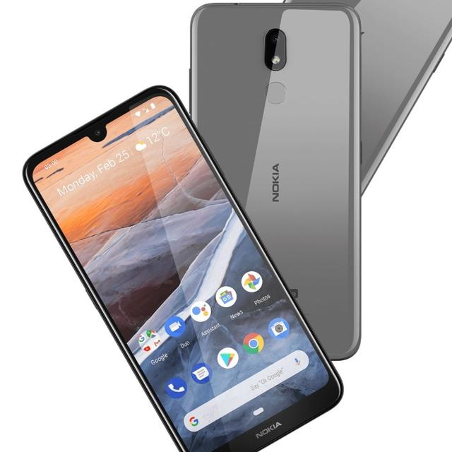 NOKIA 3.2 LAUNCHED WITH LARGE 6.26-INCH DEW-DROP NOTCH DISPLAY AND 4,000MAH BATTERY, PRICE STARTS AT RS 8,990