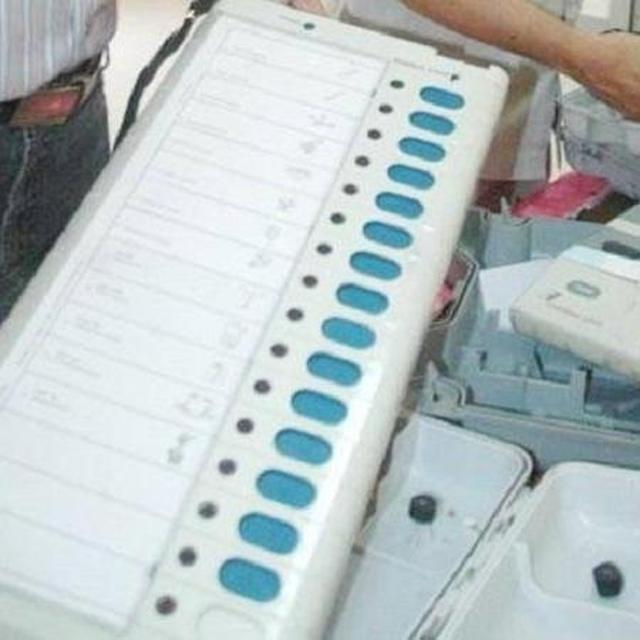 PROTESTS IN UP AFTER VIDEOS SHOW 'TAMPERING' OF EVMs