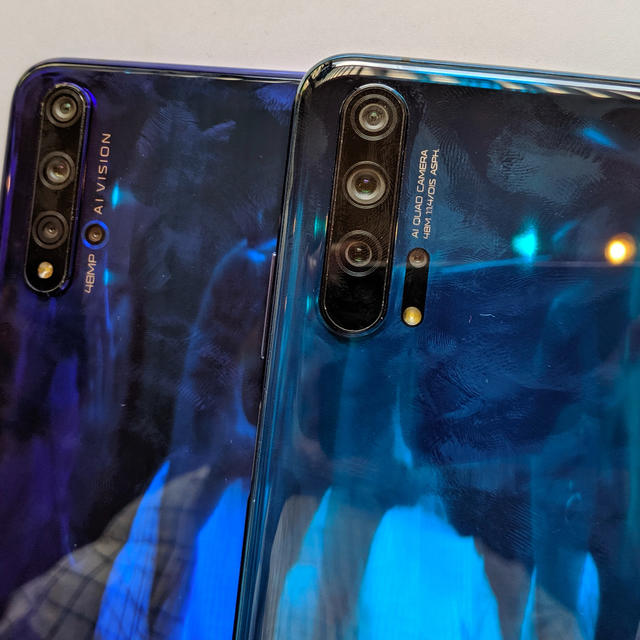 HONOR'S 20 PRO HAS A 48MP CAMERA WITH THE WIDEST APERTURE AVAILABLE ON ANY SMARTPHONE