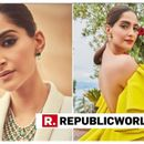 CANNES 2019: SONAM KAPOOR SLAYS IT IN A NEON YELLOW BACKLESS GOWN & A WHITE TUXEDO WITH A TWIST