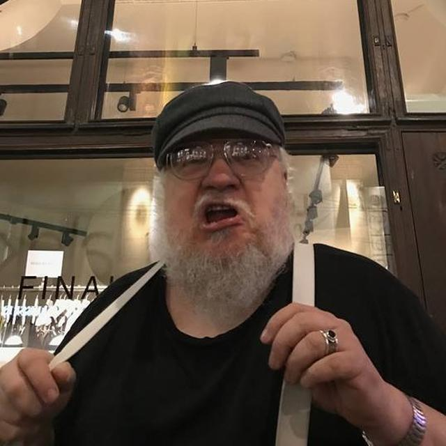 GAME OF THRONES AUTHOR GEORGE R.R. MARTIN IS NOW ONTO CREATING A VIDEO GAME