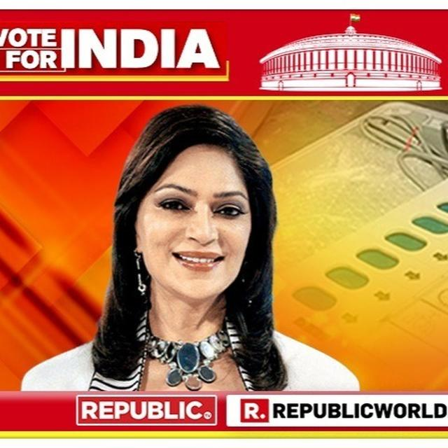 LOK SABHA ELECTION RESULTS 2019: SIMI GAREWAL'S TWEET SUMS UP THE NATION'S MOOD AS THE E-DAY ARRIVES