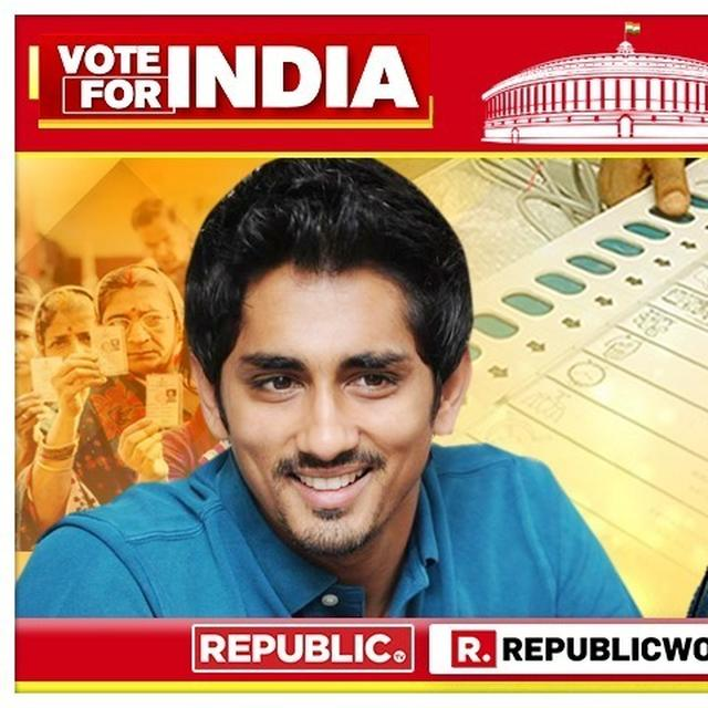 LOK SABHA ELECTION RESULTS 2019 | 'I HEREBY SOLEMNLY SWEAR THAT...' SIDDARTH PROMISES TO DO THIS IF PM MODI DOESN'T GET A SECOND TERM
