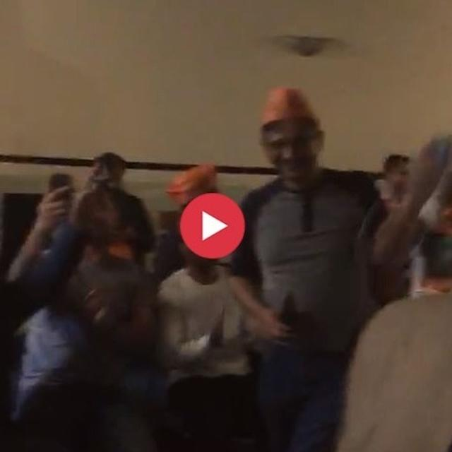 WATCH: MELBOURNE BJP CELEBRATES WITH APLOMB AS NDA STORMS MORNING TRENDS IN 2019 LOK SABHA ELECTION VOTE-COUNTING