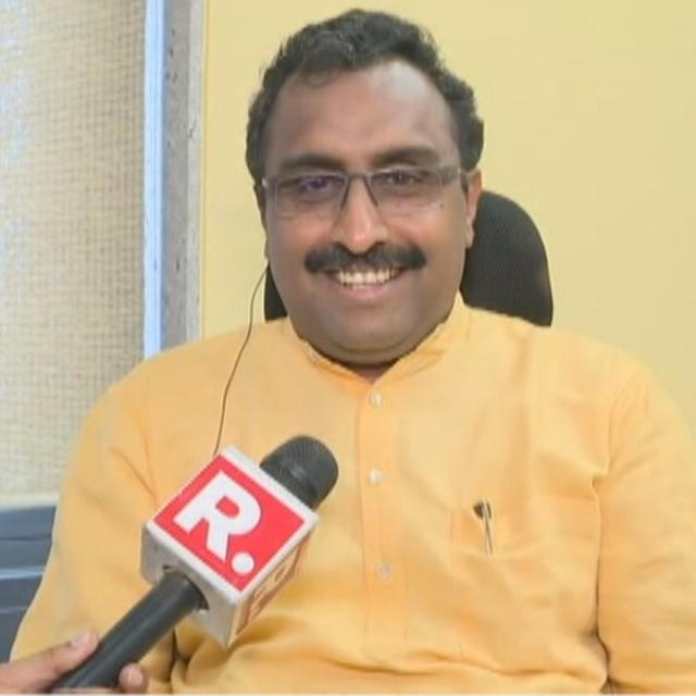 WATCH: 'THIS IS A CAMPAIGN LED BY THE PEOPLE OF THE COUNTRY FOR MODIJI. OTHER FACTORS ARE SECONDARY,' SAYS RAM MADHAV ABOUT WHAT LED TO BJP STORMING 2019 POLLS