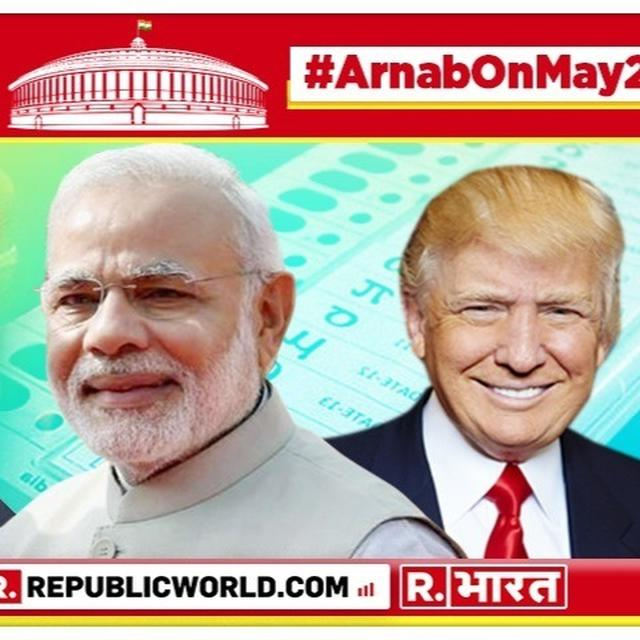 USA CONGRATULATES PRIME MINISTER NARENDRA MODI ON NDA'S 'SWEEPING VICTORY', ENVOY TO INDIA LOOKS FORWARD TO WORKING CLOSELY WITH 'STRATEGIC PARTNER' INDIA