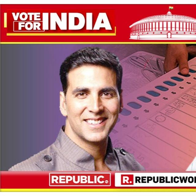 'ALL YOUR EFFORTS HAVE BEEN ACKNOWLEDGED': AKSHAY KUMAR EXTENDS 'HEARTIEST CONGRATULATIONS' TO PM NARENDRA MODI AS BJP MARKS REMARKABLE VICTORY IN 2019 LOK SABHA ELECTIONS