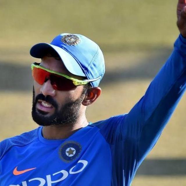 I REMAIN RELEVANT, GOOD OR BAD BUT PEOPLE STILL TALK ABOUT ME: DINESH KARTHIK